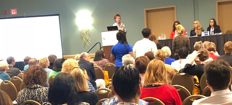 Donna Goestenkors Public Speaking Team Med Global