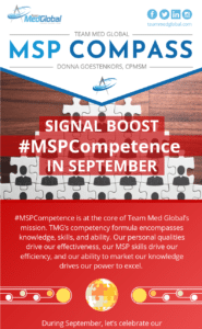 Sept 2019 Newsletter Team Med Global